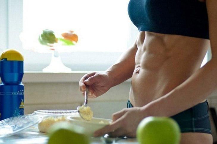 питание на наращивание мышц