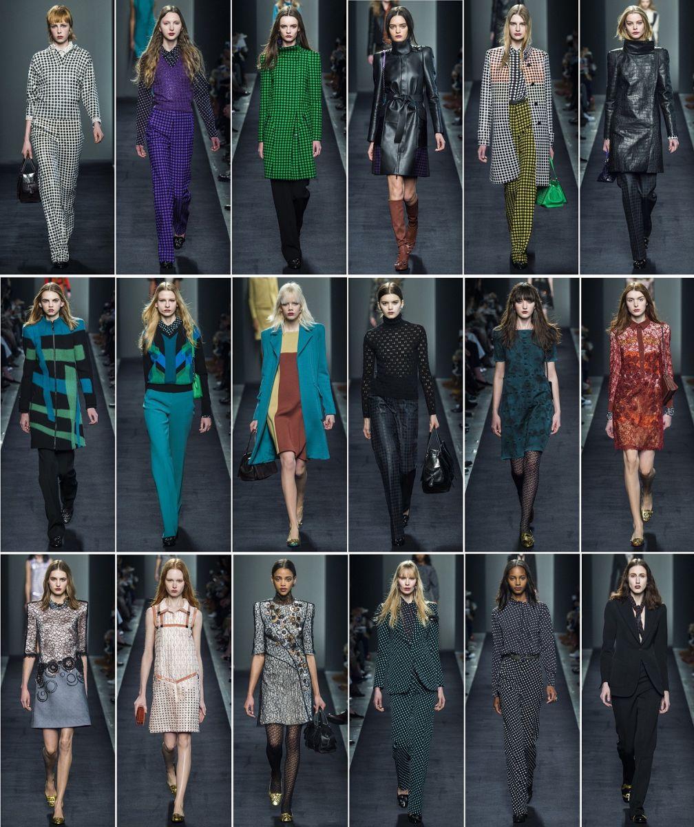 Неделя моды в Милане: Bottega Veneta 2015/16