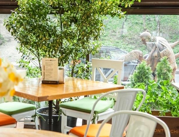 Топ-10 лучших ресторанов и кафе с летними террасами в Киеве - фото №16