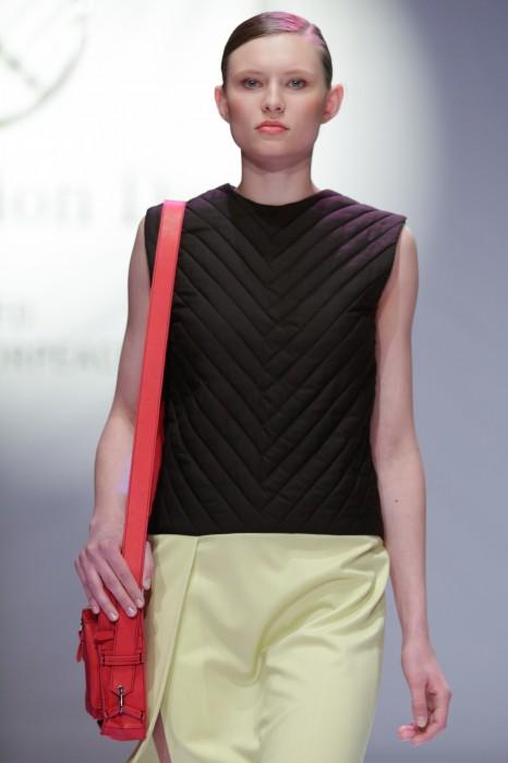 Kiev Fashion Days: коллекция Lia Syn осень-зима 2014-2015 - фото №1