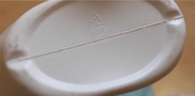 как сортировать пластик маркировка