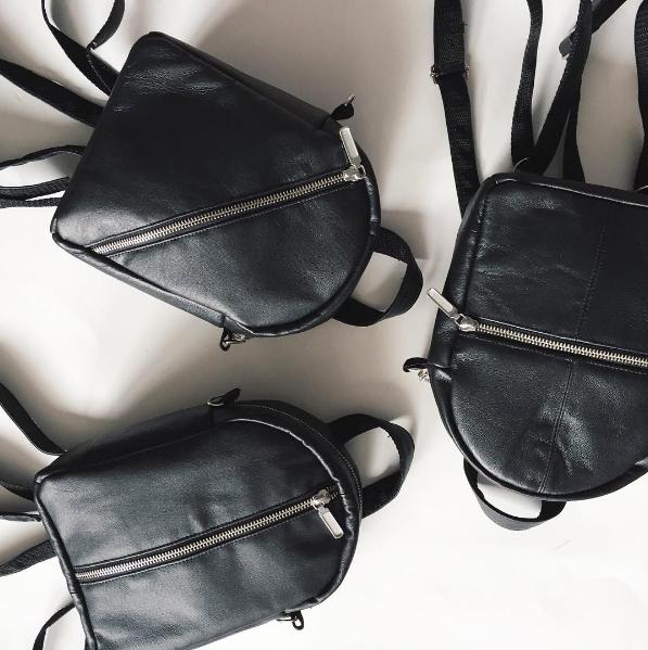 89c90dfaed9a Где одеться в Украине: кожаные рюкзаки Made in Ukraine (фото)