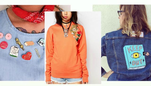 Нашивки и значки на одежде: как носить и где купить