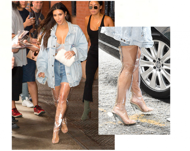 Самая модная обувь осени 2016: ботфорты   фото новинки женской осенней обуви 2016