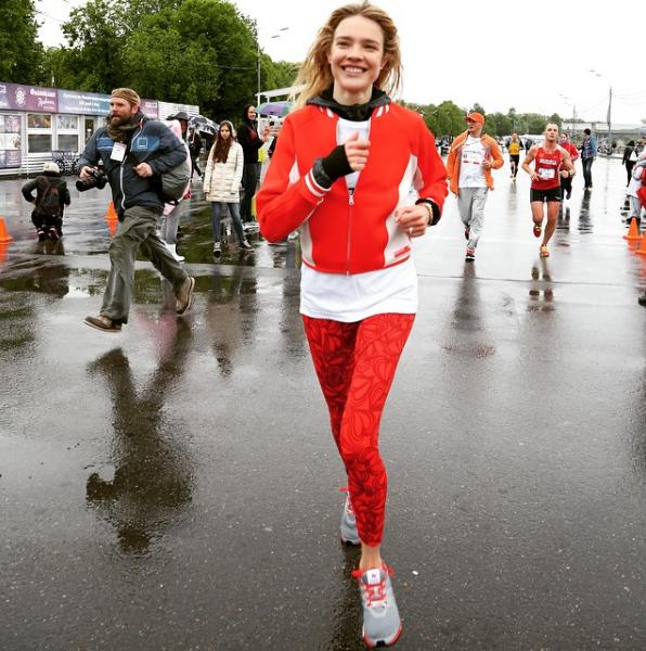 Наталья Водянова фото 2016