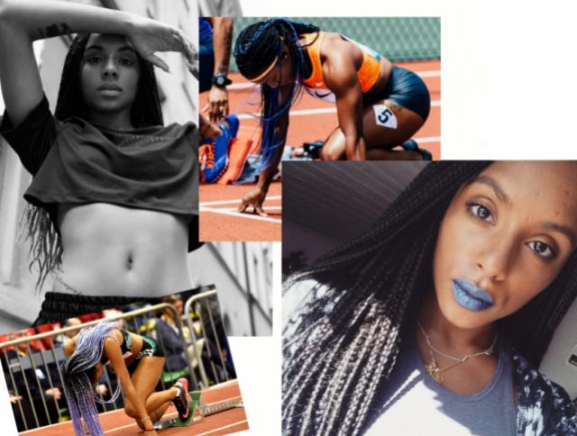 Самые стильные спортсменки ОЛимпийских игр: Ирен Эрекунд