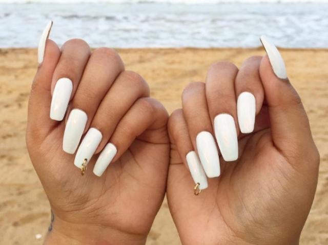 Пирсинг на ногтях