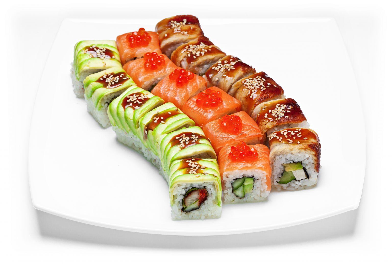 Суши диета для похудения: отзывы
