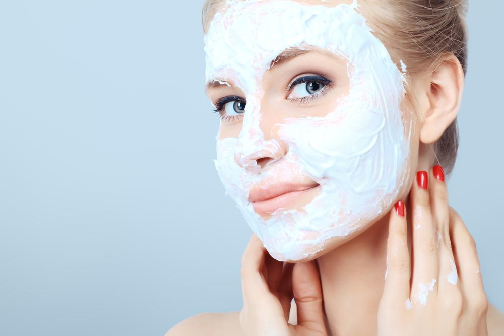 Почистить кожу лица