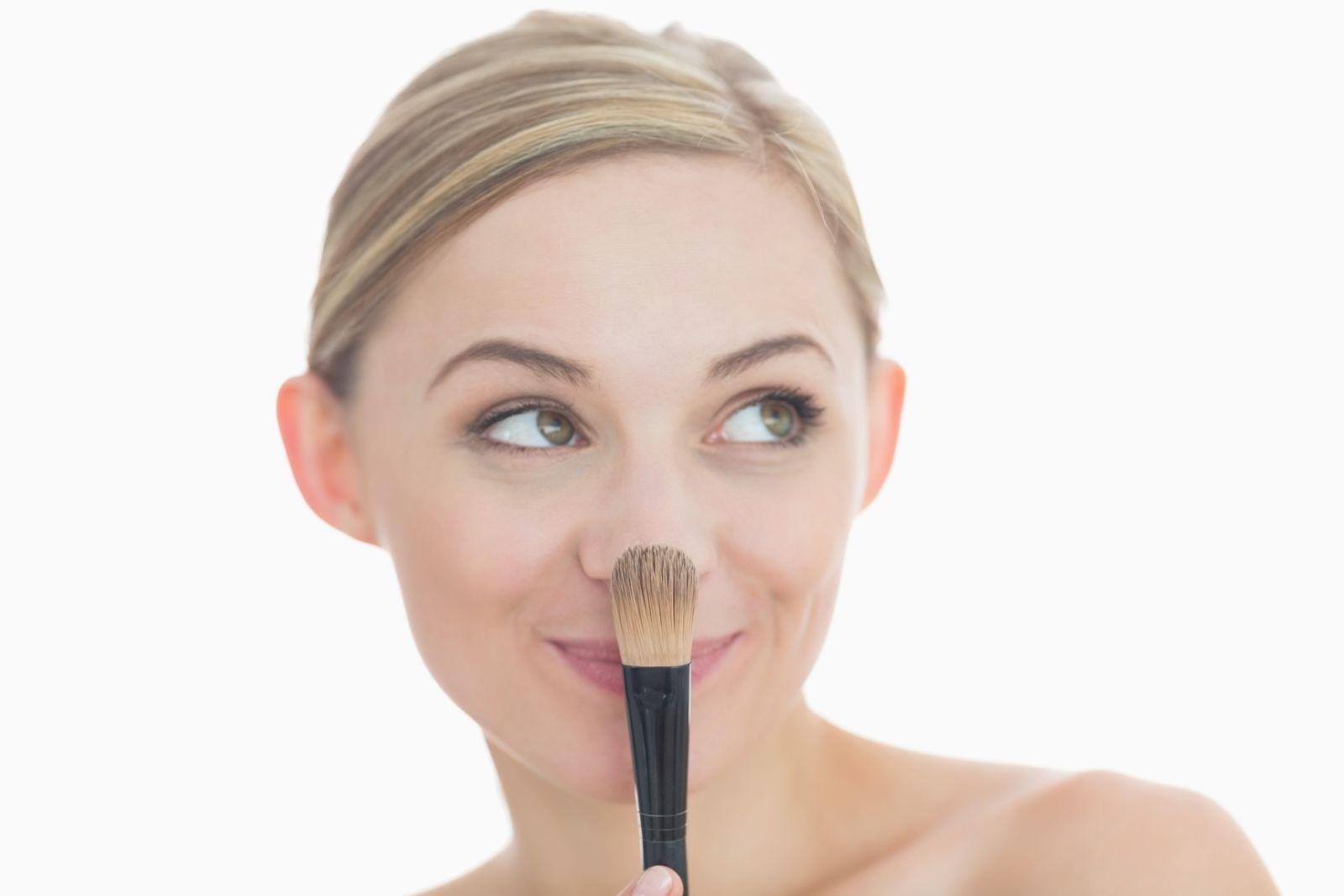 тональная основа макияж
