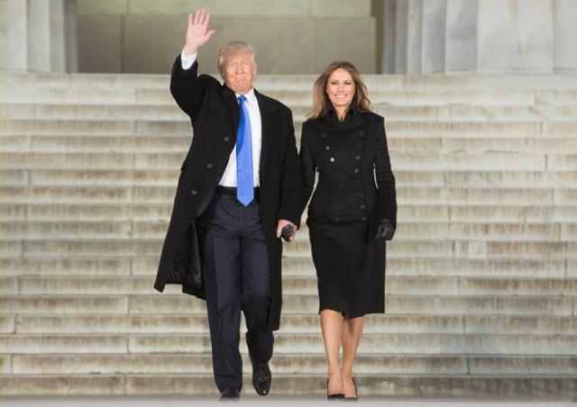 Что наденет Меланья Трамп на инаугурацию Трампа: первые образы почти первой леди