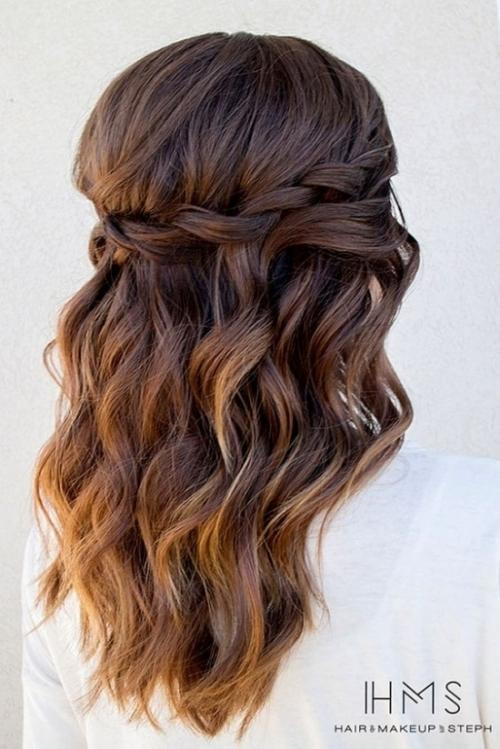 Причёски на 1 сентября на длинные волосы: фото-новинки картинки