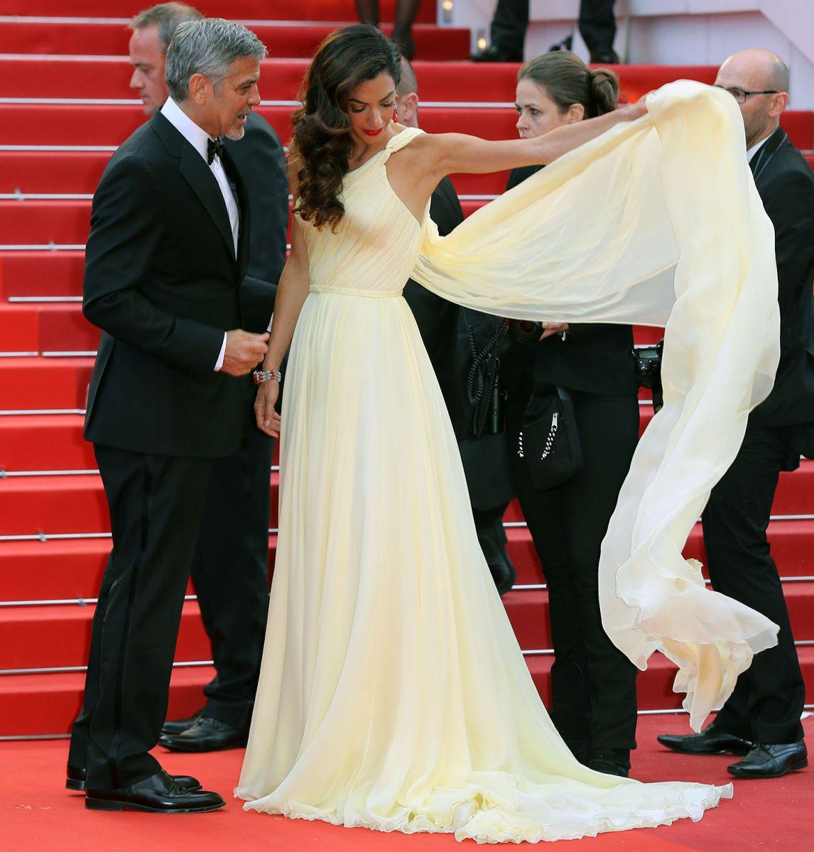 Формула успеха: 10 желтых платьев Каннского кинофестиваля