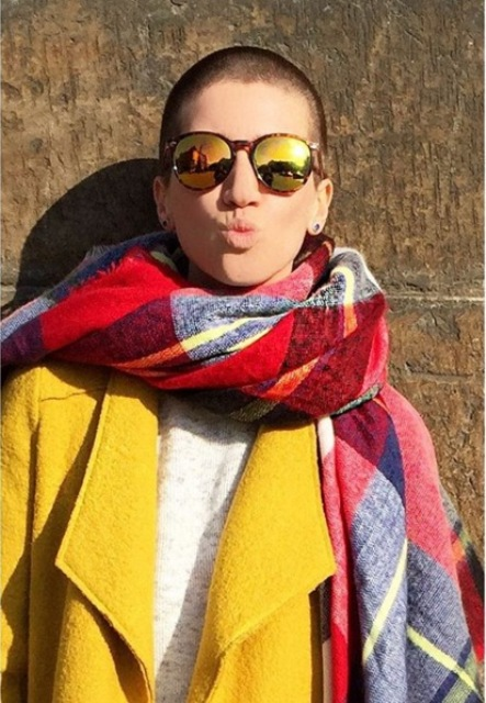 Зважені та щасливі 5 сезон: 12 выпуск от 12.11.2015 Анита Луценко подстриглась