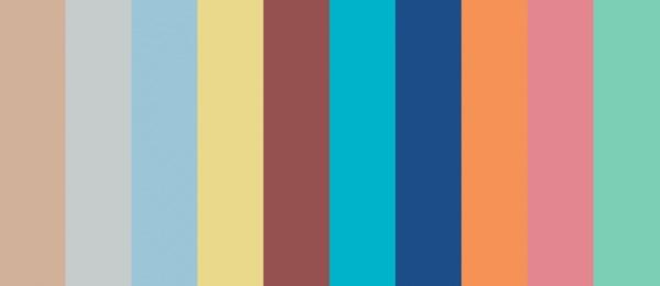 В какие цвета одеваться весной 2015
