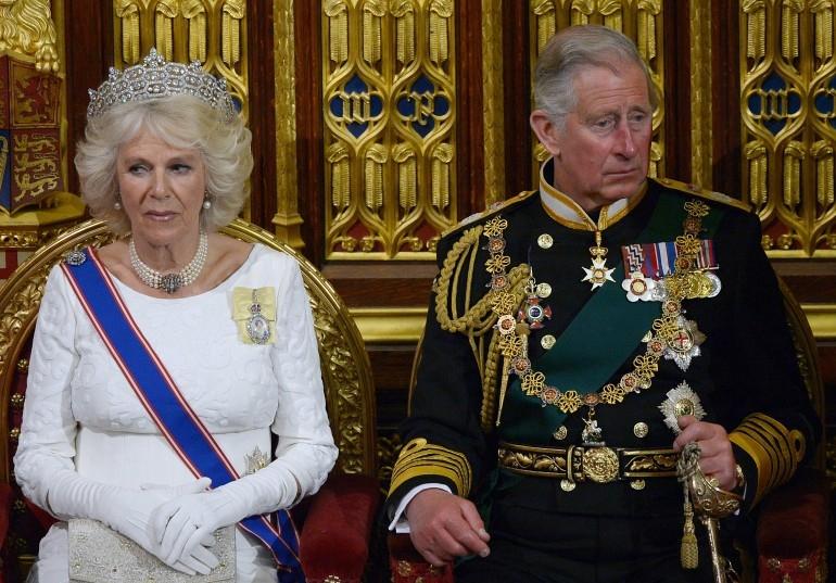 свадьба камиллы и принца чарльза