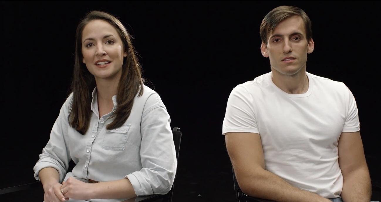 Как состариться вместе: эксперимент для молодой пары - фото №1