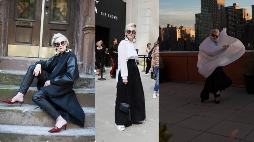 Женщина-Север, Юг, Запад и Восток: как определить, кто ты и какая одежда тебя украшает - фото №4