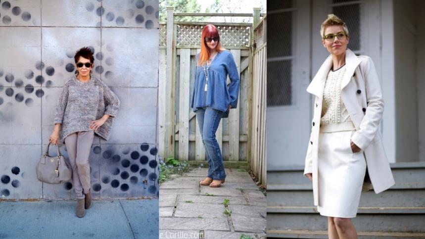 Женщина-Север, Юг, Запад и Восток: как определить, кто ты и какая одежда тебя украшает - фото №10