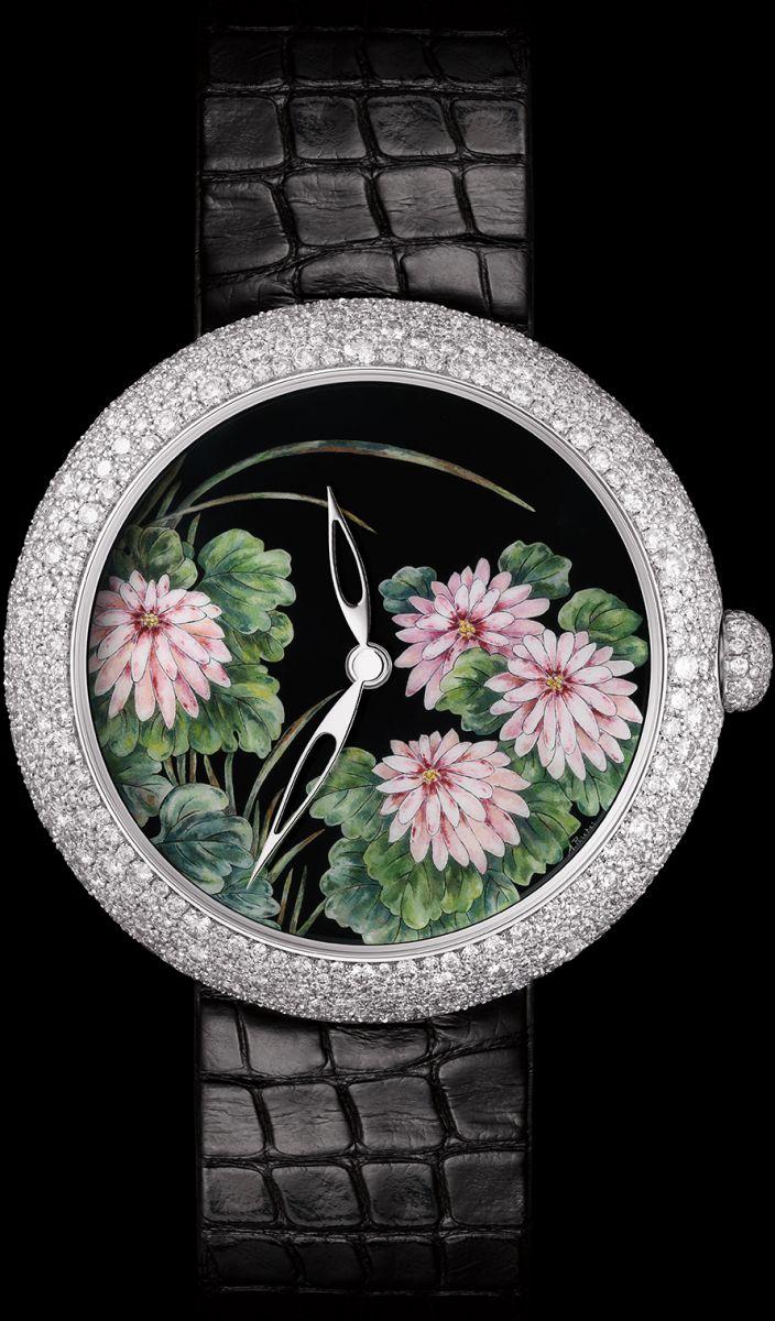 Ювелирные часы Chanel METIERS D`ART