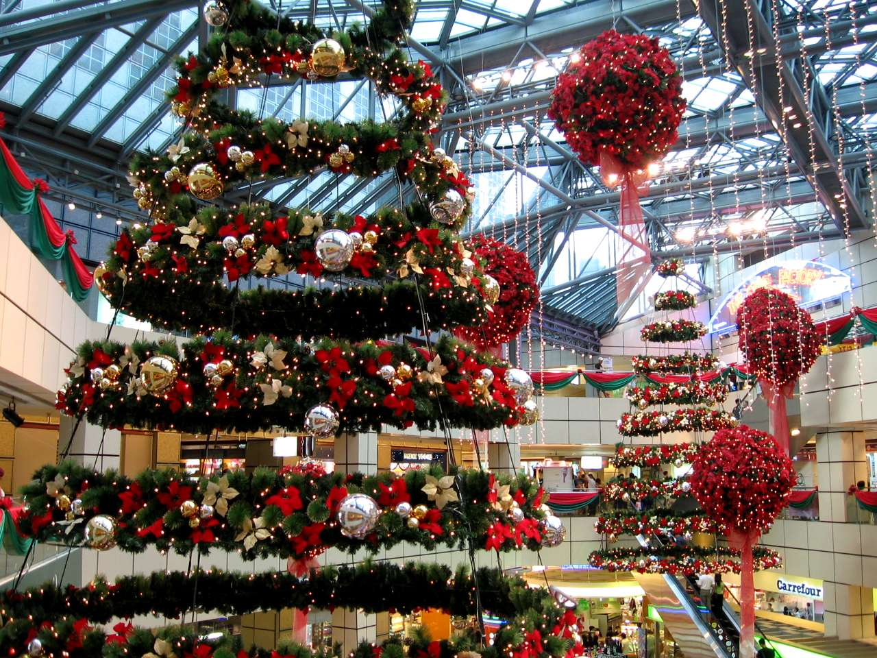Рождественские распродажи: мировые маршруты - фото №1