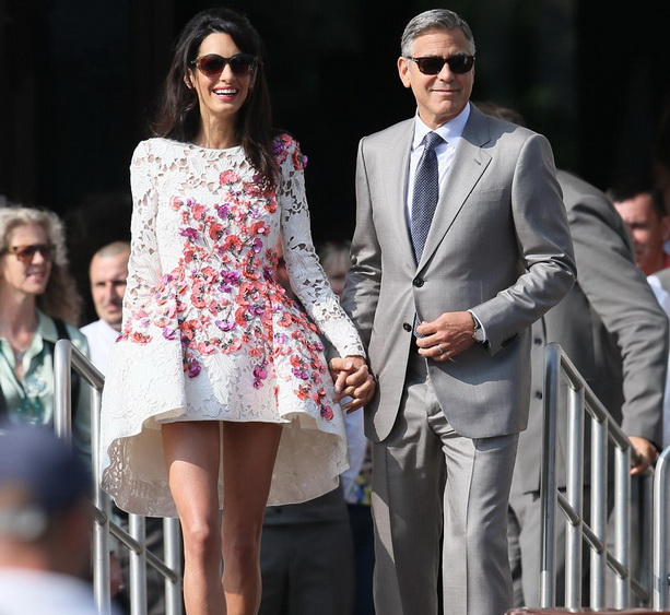 Клуни и Амаль