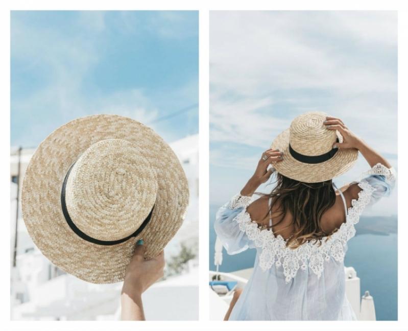 антитренды-2017: шляпа канотье