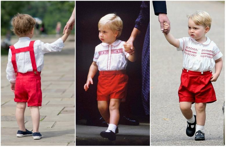 Наша версия: украинский family look в стиле Кейт Миддлтон и принца Джорджа