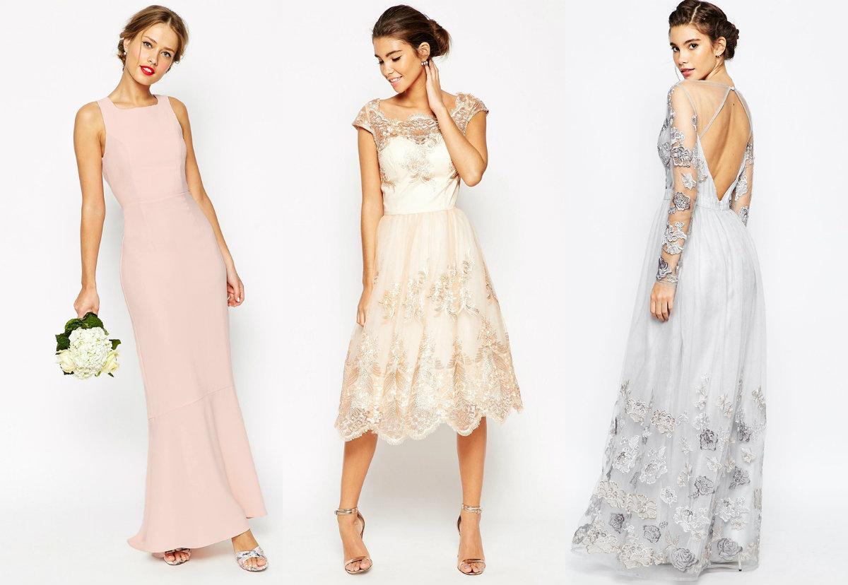 Выйти замуж – дешево: ASOS запустят линейку бюджетных свадебных платьев