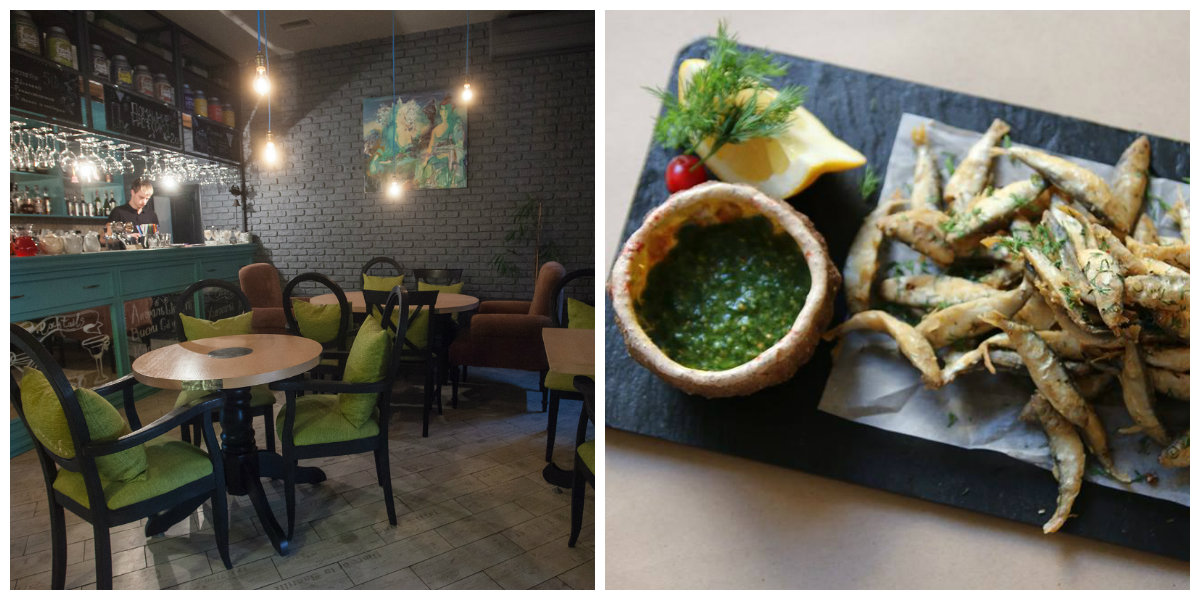 ТОП-5 ресторанов Киева: где можно вкусно поужинать в приятной атмосфере - фото №3