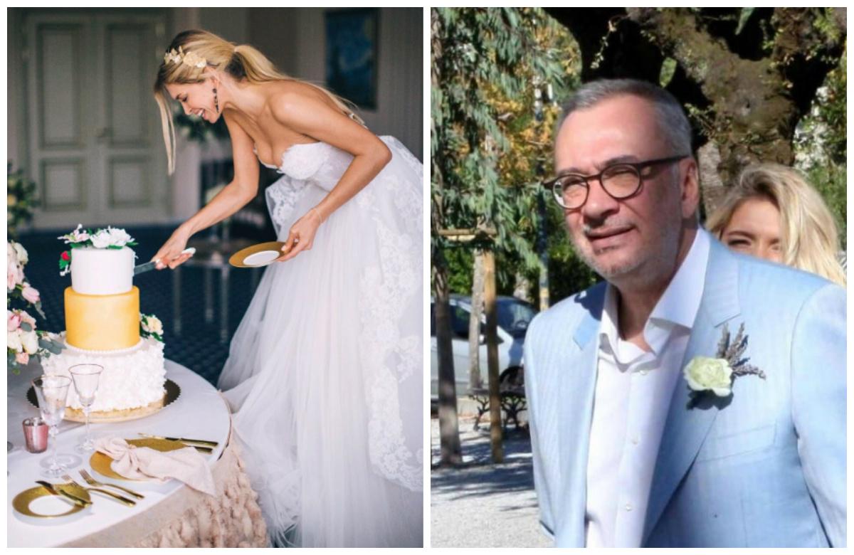 свадьба брежневой и меладзе