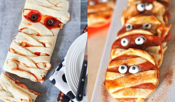 Под страхом голода: блюда на Хэллоуин, оформленные в стиле праздника - фото №4