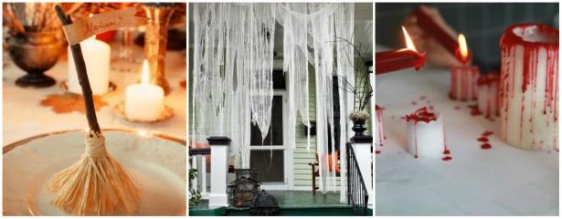 Декор на Хэллоуин: веселые идеи для праздника, которые легко повторить дома - фото №4