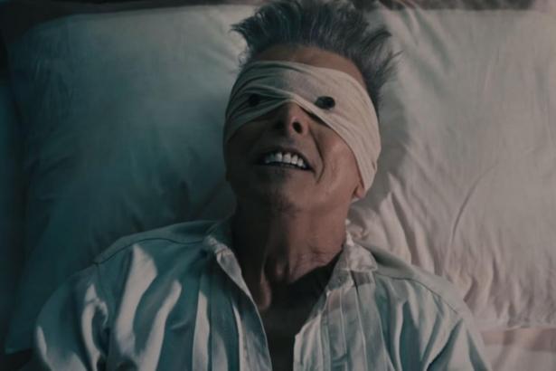 "Дэвид Боуи - ""Lazarus"""