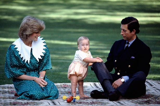 принцесса диана и дети