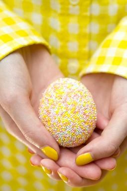 Как красиво красить яйца на Пасху: лучшие идеи - фото №12