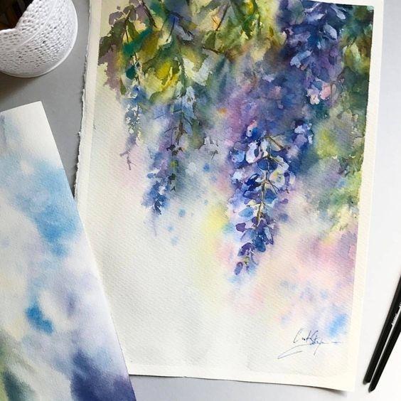 В ботсаду пройдет мастер-класс по живописи