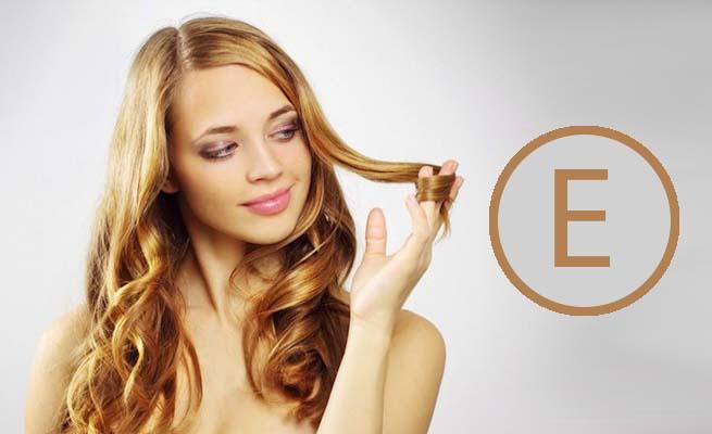 маски для волос с витамином Е