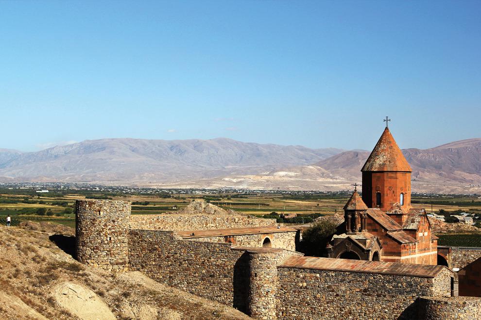 Бюджетный отдых в Армении