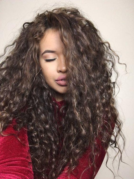 Кудрявые волосы: как правильно за ними ухаживать (+ПОДБОРКА СРЕДСТВ) - фото №2