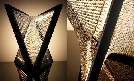 Тренд в интерьере: кристаллы Сваровски - фото №5