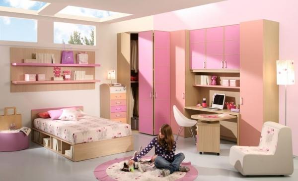 интерьер для девочки-подростка