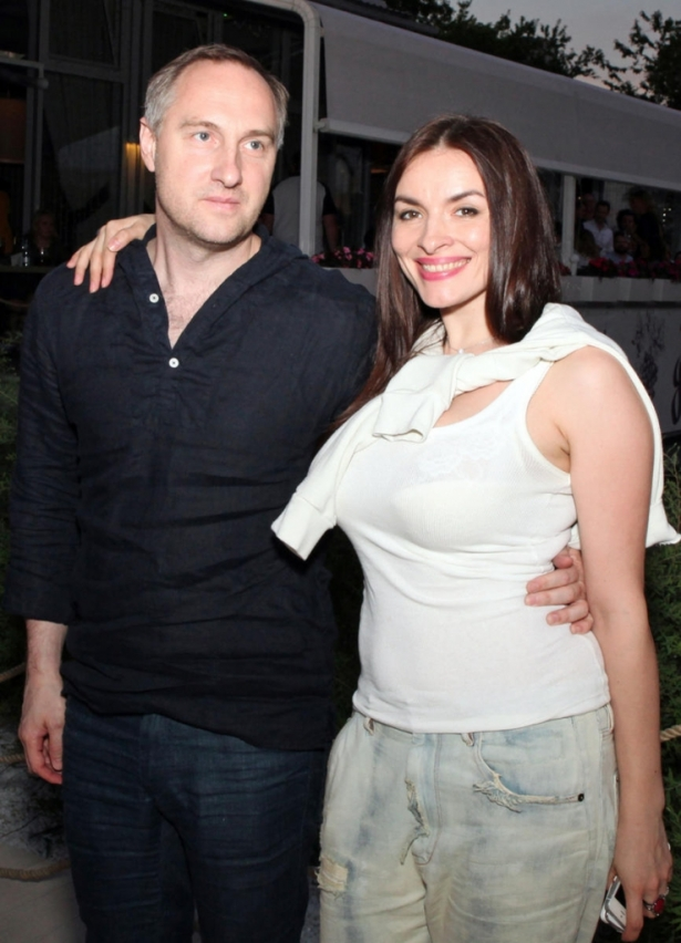 мейхер с мужем фото