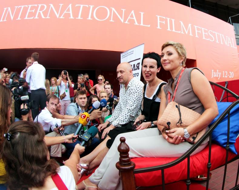 Неделя российского кино на ОМКФ-2013: фильм с Куценко и Апексимовой - фото №1
