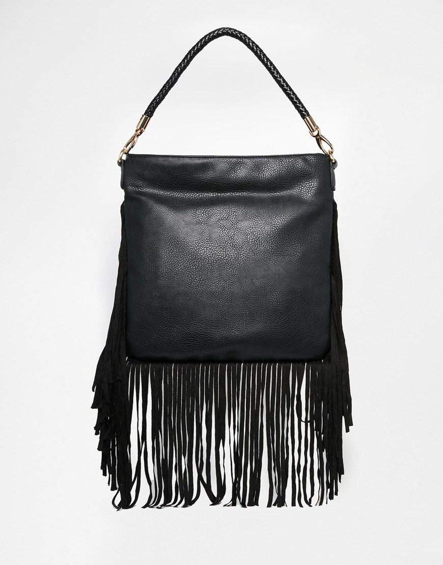 Как выбрать сумку с бахромой на осень 2015