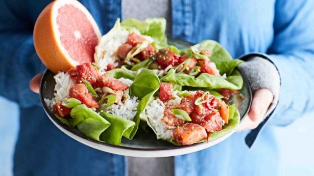 салат поке тренды в питании