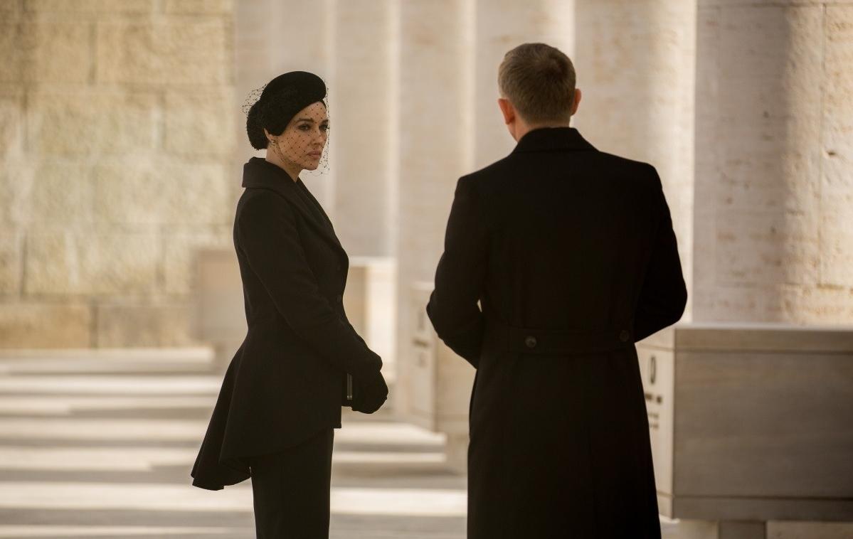 007: Спектр Моники Беллуччи