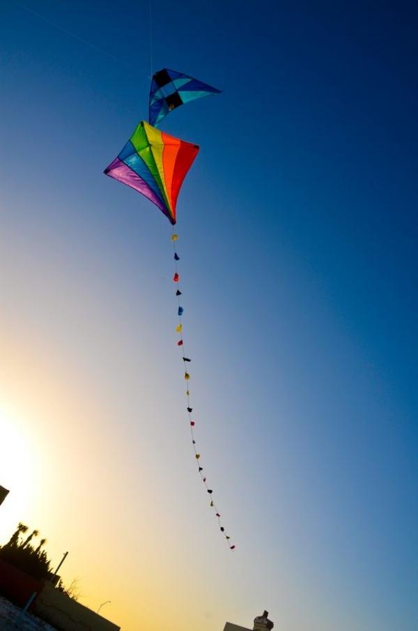 В Киеве пройдет Фестиваль воздушных змеев