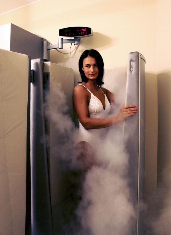 Холод с пользой: варианты криопроцедур - фото №1