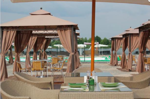 Пляжные рестораны Киева: где можно почувствовать себя как в отпуске - фото №4